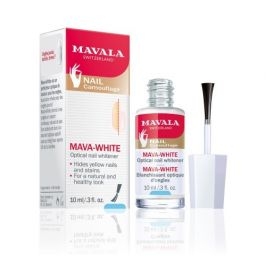 II. jakost MAVALA Mava-white 10ml - 1 ks