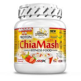 Amix II. jakost Mr.Popper´s Protein ChiaMash, jahoda-banán, 600g - 1 ks