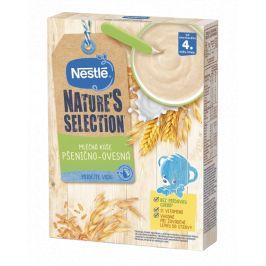 Nestlé Nature's Selection Mléčná kaše Pšenično-ovesná 250g