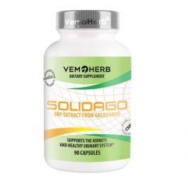 VemoHerb Solidago (Zlatobýl obecný) 90 kapslí