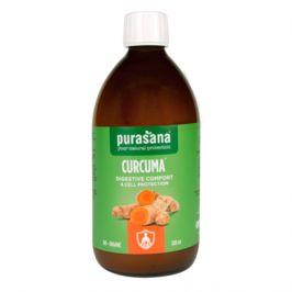 Purasana Curcuma Digestive Comfort BIO 500ml