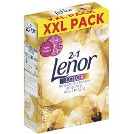 Lenor Prášek Gold Color 5,025kg/67 praní