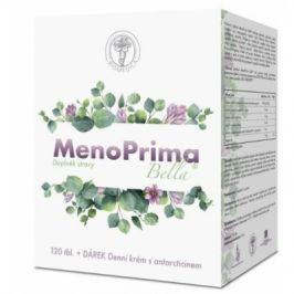 Biomedica  MenoPrima Bella 120 tablet + DÁREK denní krém 75ml