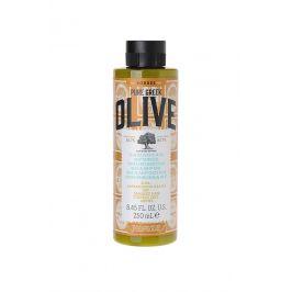 Korres Shampoo Olive Nourishing Šampon pro suché a poškozené vlasy 250ml