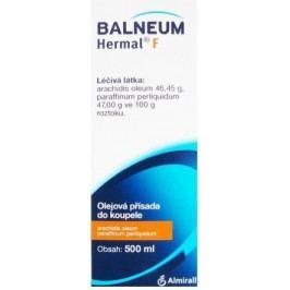 Balneum Hermal F liq.1x500ml