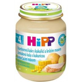 HIPP BABY MENU kukuř.a br.s krůtím mas.125g CZ6203