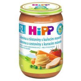 HIPP DĚTSKÉ MENU BIO zel.s těs.a kuřet. 220gCZ6803