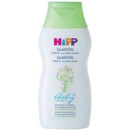 HiPP BABYSANFT Dětský jemný šampon. 200ml