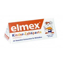 Elmex dětská zubní pasta