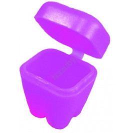 Plastové pouzdro na mléčný zub 1ks