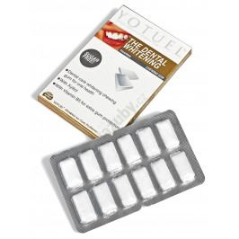 Yotuel Bělící dentální žvýkačky Pharma 12ks