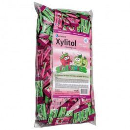 Miradent Xylitol žvýkačky DĚTSKÉ MIX jahoda/jablko 200x2ks