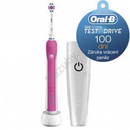 Oral B Pro 750 Pink